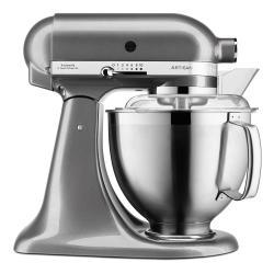 Kuchyňský robot Artisan 185 stříbřitě šedý KitchenAid