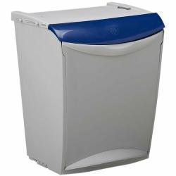 Rossignol Kos na tříděný odpad Bakatri 25 l, modrá