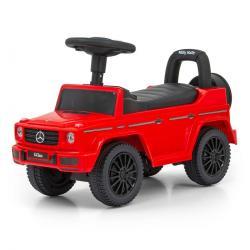 Milly Mally Dětské odrážedlo Mercedes červená, 41 x 29 x 69 cm