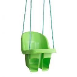 Tega Dětská závěsná houpačka zelená, 36 x 39 x 50 cm