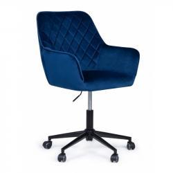 Hector Kancelářské křeslo Sully tmavě modré
