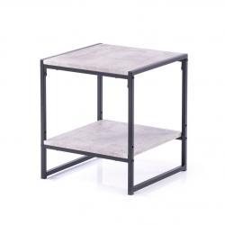 HOMEDE Konferenční stolek Coxe šedý