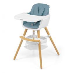 Milly Mally Jídelní židlička 2v1 Espoo modrá, 83,5 x 52 x 52 cm