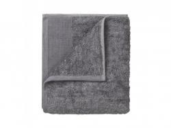 Sada ručníků Gio Blomus tmavošedé 30x30 cm 4 ks