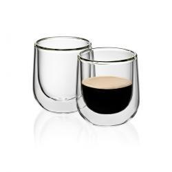 Sklenice na espresso FONTANA sada 2 ks 60 ml