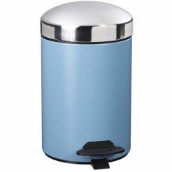 Rossignol Kosmetický odpadkový koš Bonny 3 l, modrá