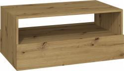 Shoptop Konferenční stolek REBEL dub artisan