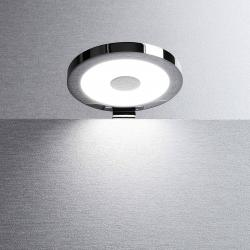 Deko-Light LED nábytkové přisazené světlo Spiegel 5ks, kulaté