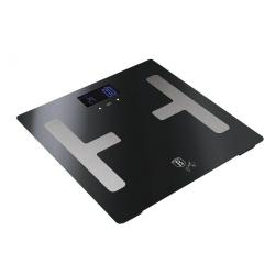 Berlinger HausOsobní váha Smart s tělesnou analýzou 150 kg Carbon PRO Line