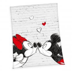 Herding Deka Mickey & Minnie, 150 x 200 cm