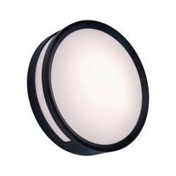 Eco-Light LED venkovní nástěnné světlo Rola, matná černá