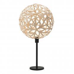 DAVID TRUBRIDGE david trubridge Floral stolní lampa přírodní
