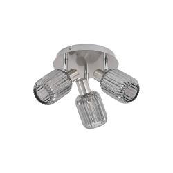 Lindby Lindby Limani stropní reflektor, drážky, 3 zdroje