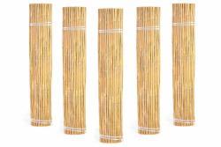 Bambusová zástěna 1,5 x 5 metrů Bluegarden Sasha