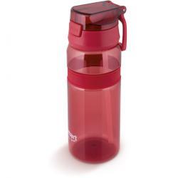 Lamart LT4060 sportovní láhev Straw 0,7 l, červená