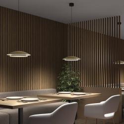 LEDS-C4 LEDS-C4 Noway Small Light for Life centrální zlatá