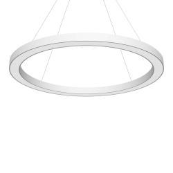 LTS LED závěs Cerchio DALI 940 117,2W down Ø120cm