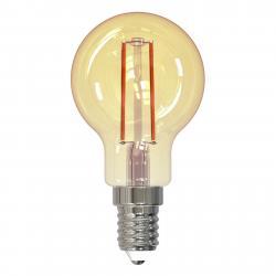 Müller-Licht Müller Licht žárovka filament E14 2,2W 820 zlatá
