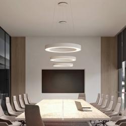 Arcchio Arcchio Sharelyn LED závěsné svítidlo 80 cm