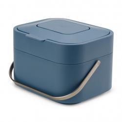 Nádoba na kompostovatelný odpad Stack 30018 Joseph Joseph modrá 4 l