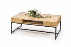 Halmar Konferenční stolek Adle hnědý