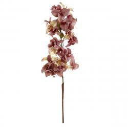 Umělá květina Bugenvilie fialová, 63 cm