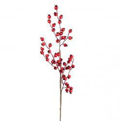 Větvička s červenými šípky, 60 cm
