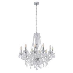 Lindby Lindby Hostina lustr, 10žárovkový