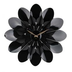 Karlsson 5731BK designové nástěnné hodiny, pr. 60 cm