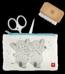 Dětská manikúra BT Twinox Zwilling slon 3 ks