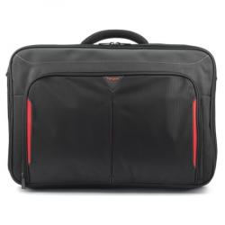"Targus Classic+ 18"" Clamshell Laptop Case Black"