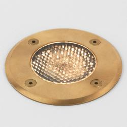 Astro Astro Gramos LED podlahové svítidlo kulaté difuzor