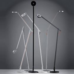 Rotaliana Rotaliana String F1 DTW stojací lampa černá, černá