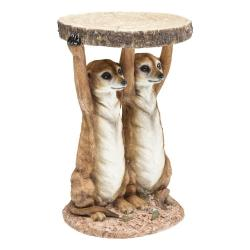 Odkládací stolek Kare Design Meerkat Sisters
