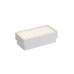 PRIOS Prios Ewgenie LED podlahové svítidlo, 20 x 10 cm