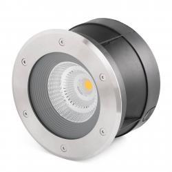 FARO BARCELONA Suria-24 - kulaté LED svítidlo do země, 24°