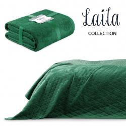 Přehoz na postel AmeliaHome Laila zelený