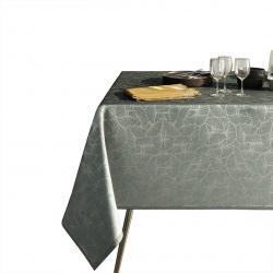 Ubrus AmeliaHome Oxford Ginkgo šedý