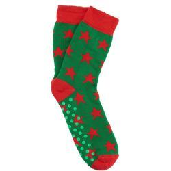 COZY SOCKS Ponožky hvězda 39-42 - zelená