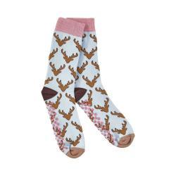 COZY SOCKS Ponožky jelen velikost 35-38