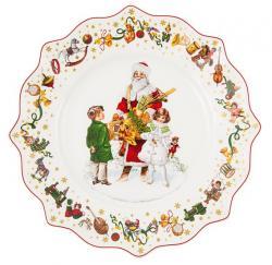 Villeroy & Boch Annual Christmas Edition 2021 dezertní talíř, Ø 24 cm