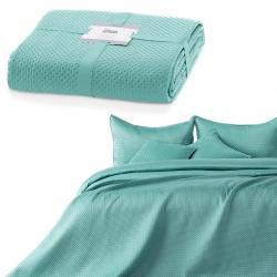 Přehoz na postel AmeliaHome Carmen pistáciový