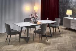 Halmar Rozkládací jídelní stůl Tezzono šedý