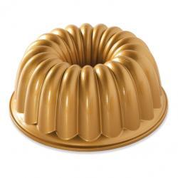 Forma na bábovku Elegant Party Bundt® zlatá Nordic Ware