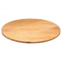 DekorStyle Otočná bambusová deska 50 cm