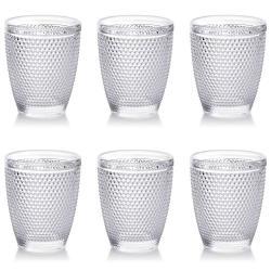 DekorStyle Sada 6 sklenic Elise Clear II 250ml