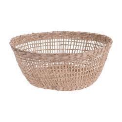 DekorStyle Dekorační košík z mořské trávy