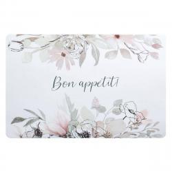 DekorStyle Květinová podložka na stůl Floral 43x28 cm
