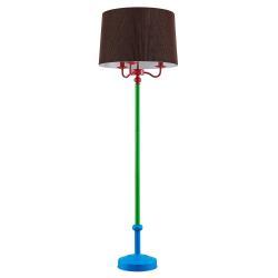 Lindby Lindby Christer stojací lampa, multicolour, 160 cm