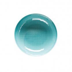 Hluboký talíř Rosenthal Mesh Aqua, Ø 21 cm